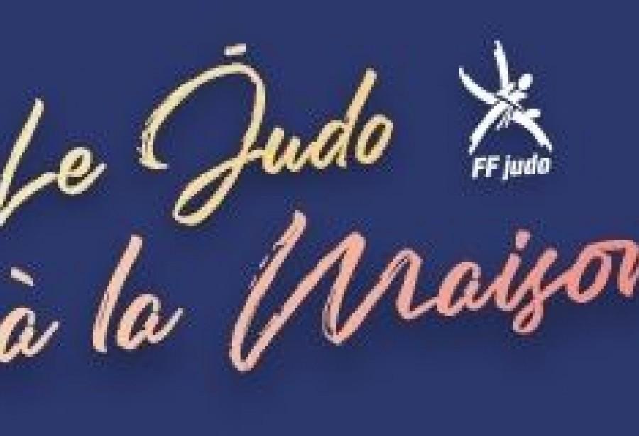 Séance judo en visio avec Julien, le vendredi de 18h30 à 19h30