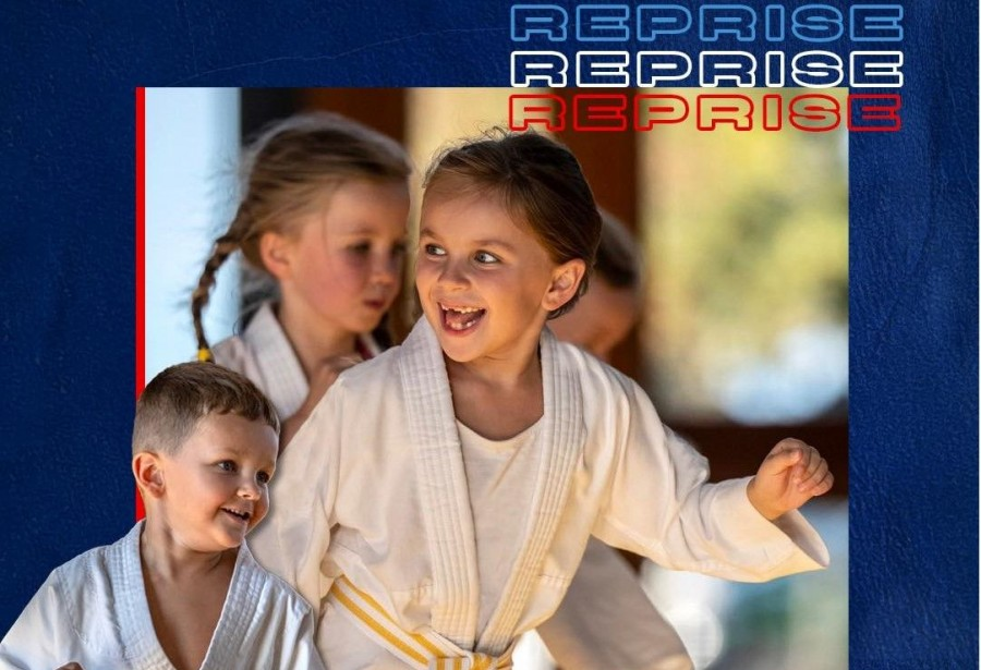 Reprise des cours de judo pour les -18 ans à partir du mardi 25 mai