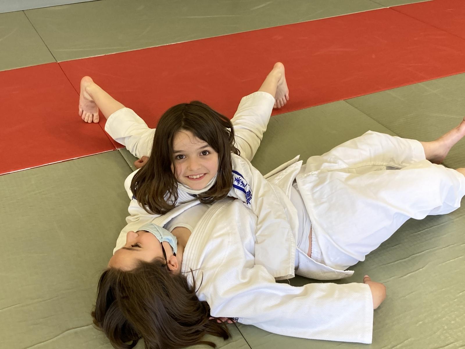 Reprise des cours de judo pour les mineurs le 25 mai 2021